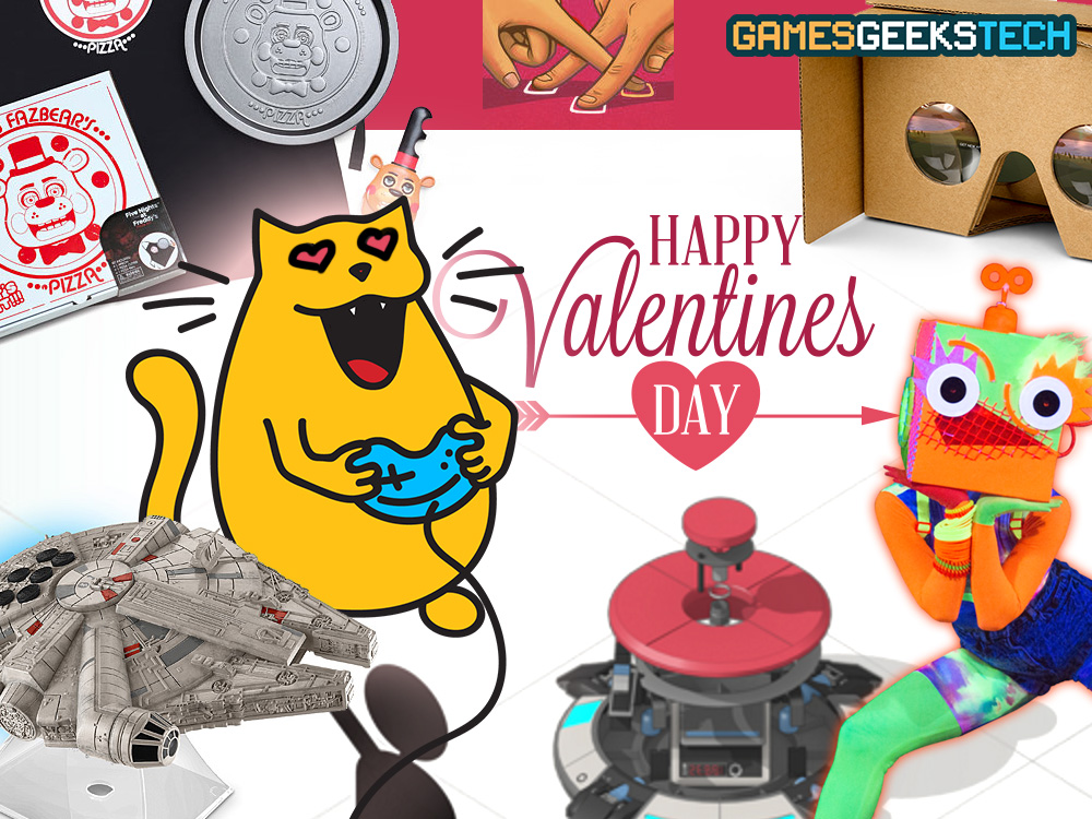 Ggt Talk Ep 32 Valentines Geeky Gift Ideas Couples Video Games Games Geeks Tech